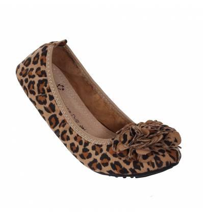 Ballerines léopard femme léopard MONCEAU