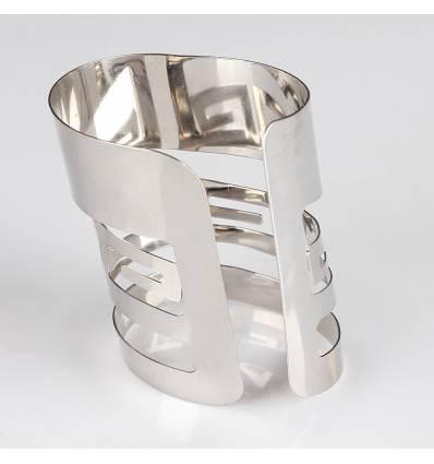 Bracelet métal argenté OMEGA