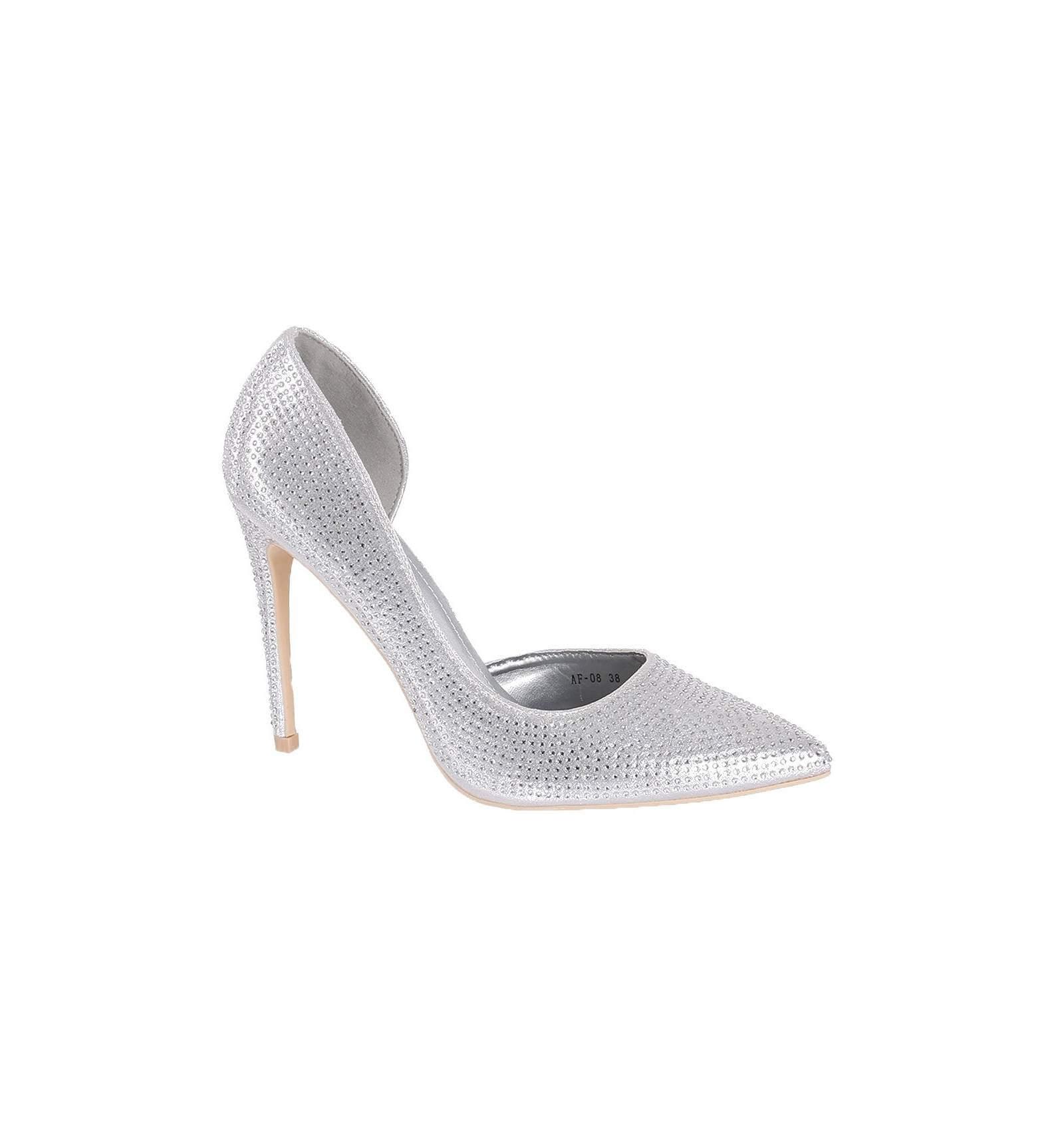 Chaussures de soirée bleues Fashion femme OJhzQt