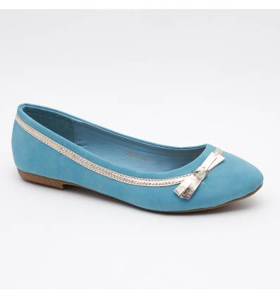 Ballerines femme bleu SOPHIE